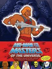 He Man & She-Ra Complete Guide to Classic Animation Hardcover 2016 - Dark Horse