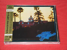 EAGLES HOTEL CALIFORNIA   JAPAN SACD HYBRID