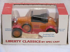 Modern Machinery Model A Coin Bank 1/25 scale MINT IN BOX