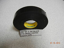 Polyken 268 Flame Retardant Hi Temp Factory Cloth Engine Wire Harness Tape