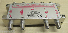 Triax 8-Way Splitter P400008  5-2150MHz Signal Splitter Televison Equipment