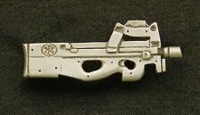 Empire Pewter P90 Pewter Gun Pin