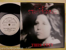 "PBR Streetgang ‎– This City / Talking To You  7"" Good Vibrations Records ‎GOT 30"
