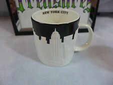 Starbucks New York City With City Relief Taxi Statue Of Liberty 16 oz Coffee Mug