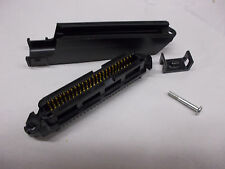 Amp Female Plug Kit, 50 Pin, 229913, cable mount, for 25 pair Telco, Lot of 3