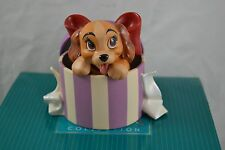 """WDCC Walt Disney Lady and the Tramp """" A Perfectly Beautiful Little Lady"""""""