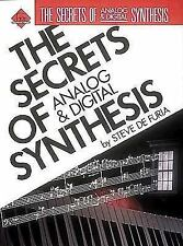 Secrets Of Analog And Digital Synthesis (Ferro Music Technology Series) by DeFu