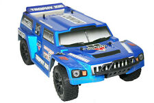 MACCHINA ELETTRICA TROPHY TRUCK 1:14  MOTORE SPAZZOLA RADIO 2.4GHZ HIMOTO 4194