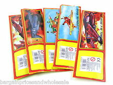 5pc Flying Glider Planes Party Bag Fillers Children Birthday Toy