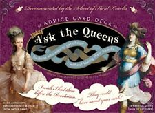 NEW Ask the Queens Advice Card Deck Kris Waldherr