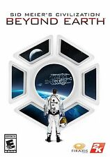 SID MEIER'S CIVILIZATION :- BEYOND EARTH :~ NEW / SEALED~ (PC, 2014)