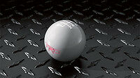 TRD 6-SPEED SHIFT KNOB FJ CRUISER TACOMA- GENUINE TOYOTA ACCESSORY (PTR26-35060)