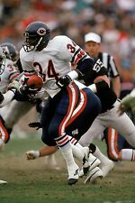 WALTER PAYTON 8X10 GLOSSY PHOTO PICTURE