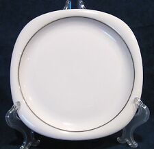 Rosenthal Lanka Suomi Dinner Plate with Platinum Band
