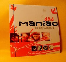 Cardsleeve Single CD D&D Maniac 2TR 2002 House, Trance Michael Sembello !