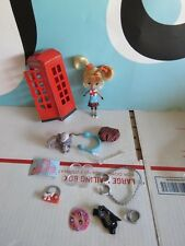 Littlest Pet Shop Blythe Blonde Doll With Accessories and Pet Great Britain