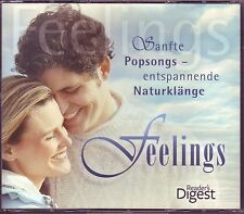 Feelings - Sanfte Popsongs ...  -  Reader's Digest   5 CD Box