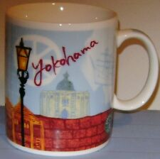 Starbucks Yokohama Coffee Cup Mug Japan  2013