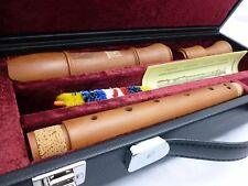 HOHNER in legno Treble (alto) Registratore. Pearwood. RRP £ 194.99