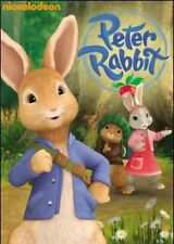 PETER RABBIT : (2013 Nickelodeon)   -  DVD - REGION 1 - SEALED