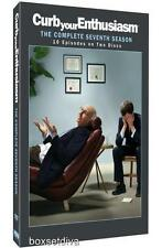CURB YOUR ENTHUSIASM: COMPLETE SEASON 7  -NEW & SEALED