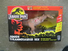 Original 1993 Jurassic Park Junior T-Rex Dinosaur Unopened Mint Condition