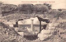 CPA ESPAGNE EXCAVACIONES D´EMPURIES PORTAL DEL BARRI IBER ROMA