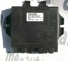 Cadillac Deville Memory Seat Module 1996-1999 03543560 DTS DHS