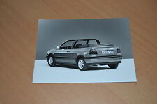 PHOTO DE PRESSE ( PRESS PHOTO ) Volkswagen Golf Cabriolet TDi  de 1995 VW366