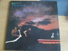 Genesis And then there were three  vinyl album. CDS 4010.