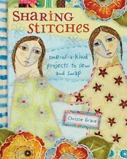 Sharing Stitches: Exchanging Fabric and Inspiration to Sew One-of-a-Kind Project