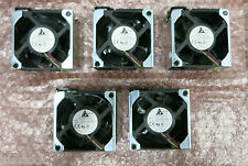 5 x Fujitsu Primergy AFC0712DE-7K1M A3C40094788 Fan For Primergy RX300 S5 S6