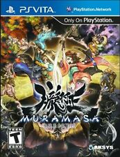 Muramasa Rebirth  (PlayStation Vita) BRAND NEW / Region Free