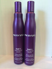 PRAVANA ARTIFICIAL HAIR COLOR EXTRACTOR SET KIT - PART 1& 2