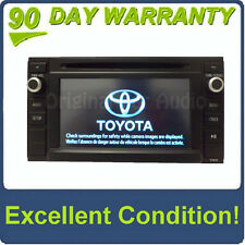 TOYOTA Tacoma Factory OEM Stereo AM FM SAT Radio CD Player 510078 Bluetooth