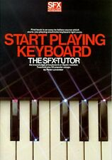 SFX Start Playing Keyboard - Really Easy Keyboard Tutor by Peter Lavender