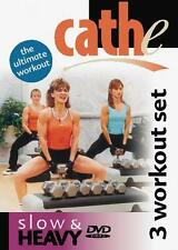 CATHE FRIEDRICH SLOW & HEAVY WEIGHT TRAINING DVD NEW SEALED WORKOUT EXERCISE
