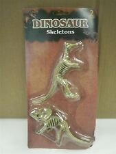 NEW TOY CLOSEOUTS- 1.49 EACH- MIX & MATCH- 2 PACK OF DINOSAUR SKELETONS- L170