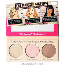 The Balm- theManizer Sisters Palette- AUTHENTIC!!!