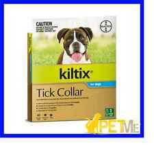 Kiltix Tick AND Flea Collar for dogs by Bayer