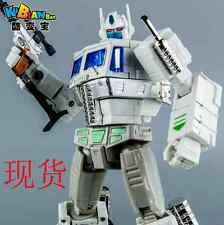 Cool change Po MP10-V White Optimus Prime Edition with the package