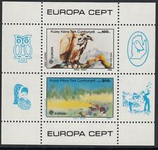 BIRDS : TURKISH CYPRUS 1986 Europa(Bird) Miniature Sheet  SGMS187 MNH