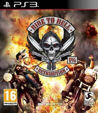 Ride to Hell Retribution Sony PlayStation 3 PS3 Brand New