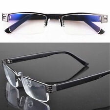 New Unfolded Half frame Design Men Women Unisex Reading glasses +1.5