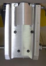 SUZUKI LTZ400 SWINGARM SKID PLATE .250 (ALL YEARS)  LT-Z400 SKID PLATE ALUMINUM