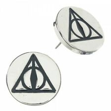 Harry Potter Deathly Hallows Jewelry Earrings 7614