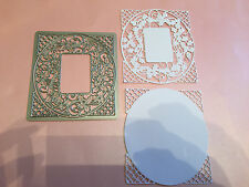 TONIC STUDIOS  HOLLY VINE TOPPER/FRAME CUTTING & EMBOSSING DIES