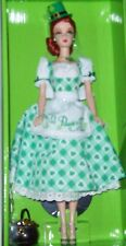 2015 LIMITED EDITION  BFC Shamrock Celebration Barbie in SHIPPER  NEW!