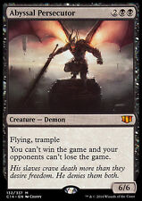 ABYSSAL PERSECUTOR NM mtg Commander 2014 Black - Creature Demon Mythic