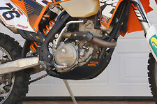 Skid plate for KTM - 4 stroke  250/350/450/500cc